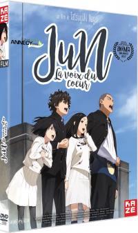 Jun - la voix du coeur - le film - dvd