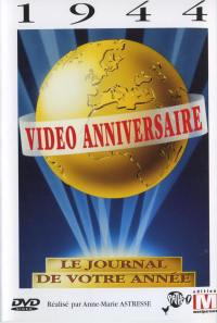 Video anniversaire 1944 - dvd