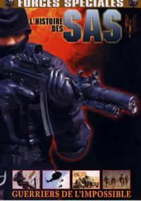 L'histoire des sas - dvd  forces speciales