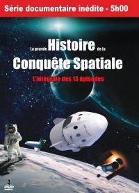 Histoire de la conquete spatiale - 4 dvd