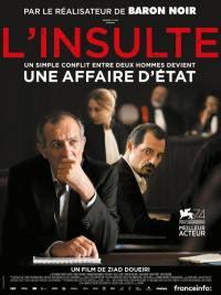 Insulte (l') - dvd