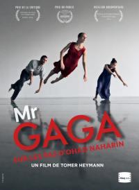Mr gaga, sur les pas de ohad naharin - dvd