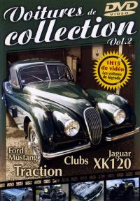 Voitures collection vol2-dvd