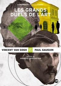 Grands duels de l'art : vincent van gogh vs paul gauguin (les) - dvd