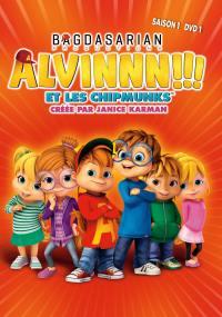Alvinnn !!! et les chimpmunks s1 v1 - dvd