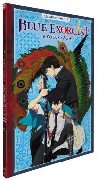Blue exorcist kyoto saga - partie 1 sur 2 - 2 dvd