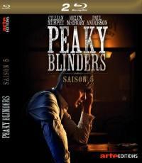 Peaky blinders saison 5 - 2 blu-ray