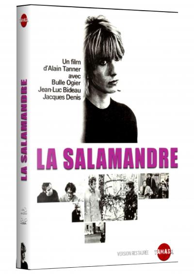 Salamandre (la) - combo dvd + blu-ray + livret digipack