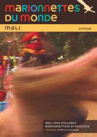 Marionnettes du monde - mali - dvd