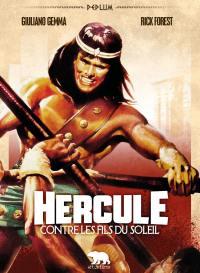 Hercule contre les fils du soleil - dvd