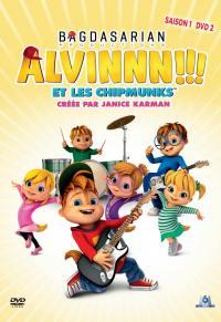 Alvinnn !!! et les chimpmunks s1 v2 - dvd