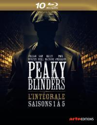 Peaky blinders s1 a s5 - 10 blu-ray