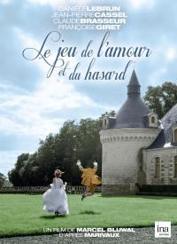 Jeu de l'amour et du hasard (le) - dvd