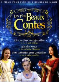 Plus beaux contes de fee (les) - 3 dvd