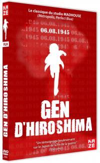 Gen d'hiroshima - film 1 - dvd