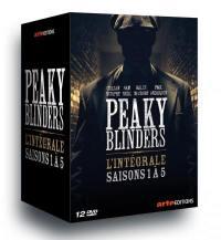 Peaky blinders s1 a s5 - 12 dvd