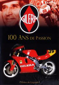 100 ans de passion - dvd  gilera