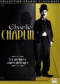 Charlie chaplin - 5 dvd