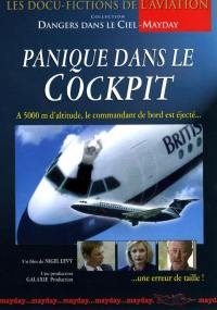 Docu fiction panique dans le cockpit - dvd