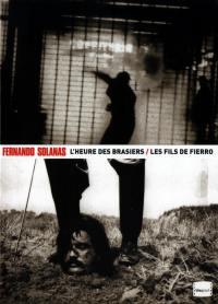 2 films de fernando solanas : l'heure des brasiers / les fils de fierro - 3 dvd