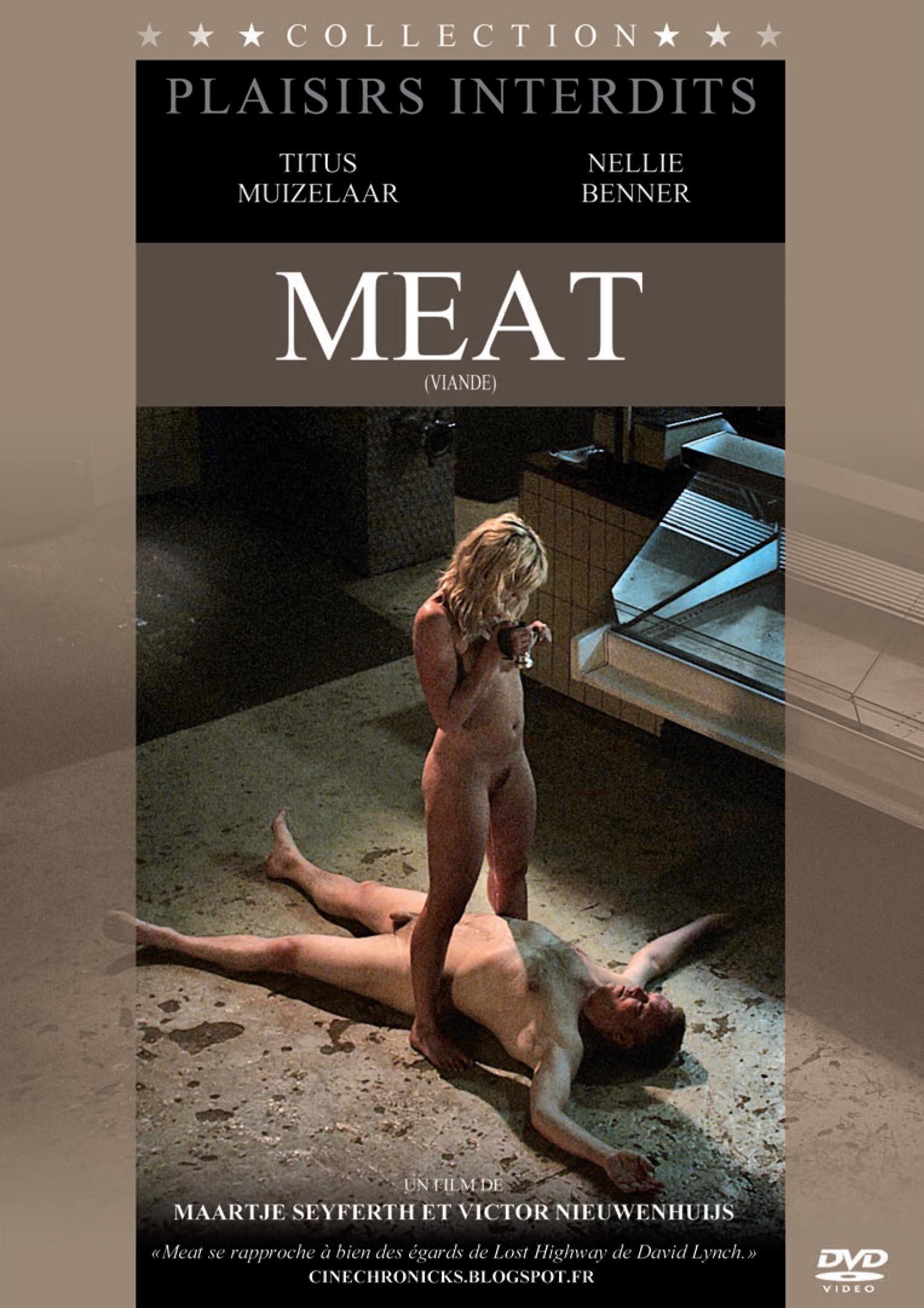 Meat – plaisirs interdits - dvd