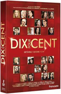 Dix pour cent - integrale s1 a s4 - 8 dvd