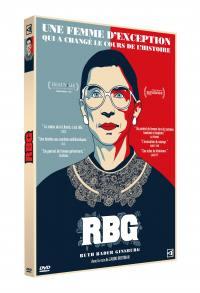 Rbg - ruth bader ginsburg - dvd