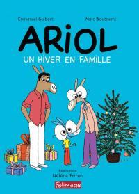 Ariol - un hiver en famille - dvd