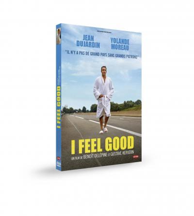 I feel good  - dvd