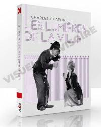 Lumieres de la ville (les) - version restauree - blu ray