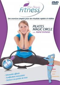Shaman pilates magic circle - dvd