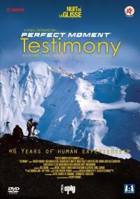 Testimony,nuit de la...- dvd  ... glisse