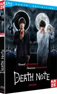 Death note - le drama - integrale serie - 3 blu-ray