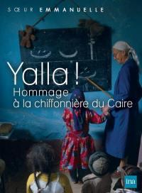 Soeur emmanuelle,yalla - dvd+cd
