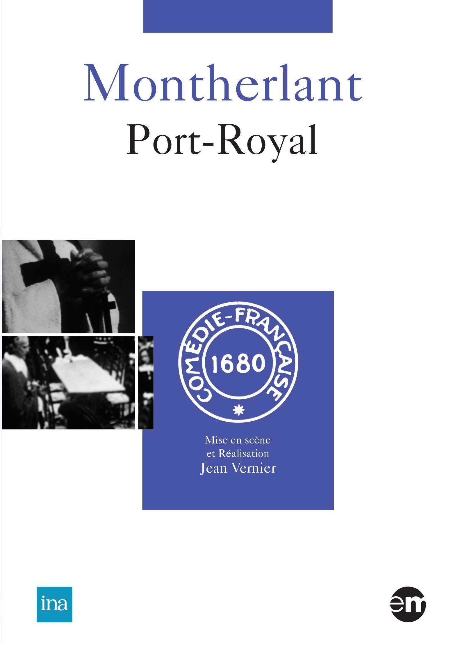 Port-royal (montherlant) - dvd