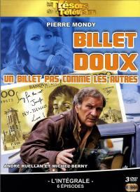 Billet doux - 3 dvd
