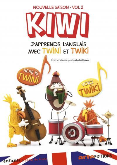 Kiwis v2 (les) - dvd