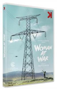 Woman at war - ed simple - dvd