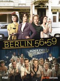 Berlin 56 + 59 - 4 dvd