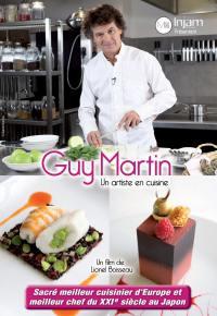 Guy martin-artiste en cuis-dvd
