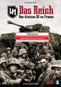 Das reich une division ss en france - dvd