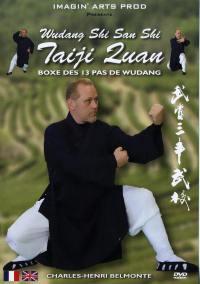 Wudang taiji quan - boxe des 13 pas - dvd