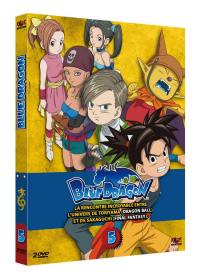Blue dragon - partie 5 sur 5 - 2 dvd
