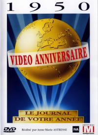 Video anniversaire 1950 - dvd