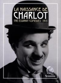 Naissance de charlot (la) - essanay - 4 dvd