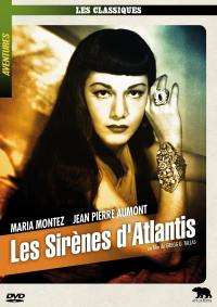 Sirenes d'atlantis (les) - dvd