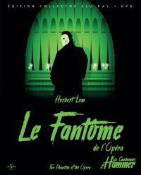 Fantome de l'opera (le) - combo dvd + blu-ray