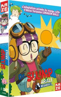 Dr slump - megabox 2 - 5 dvd