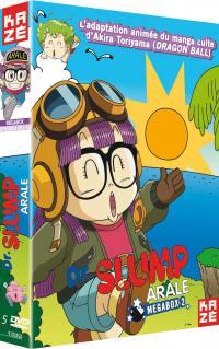 Dr slump - megabox 2 - 5 dvd