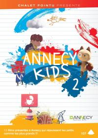 Annecy kids 2 - dvd